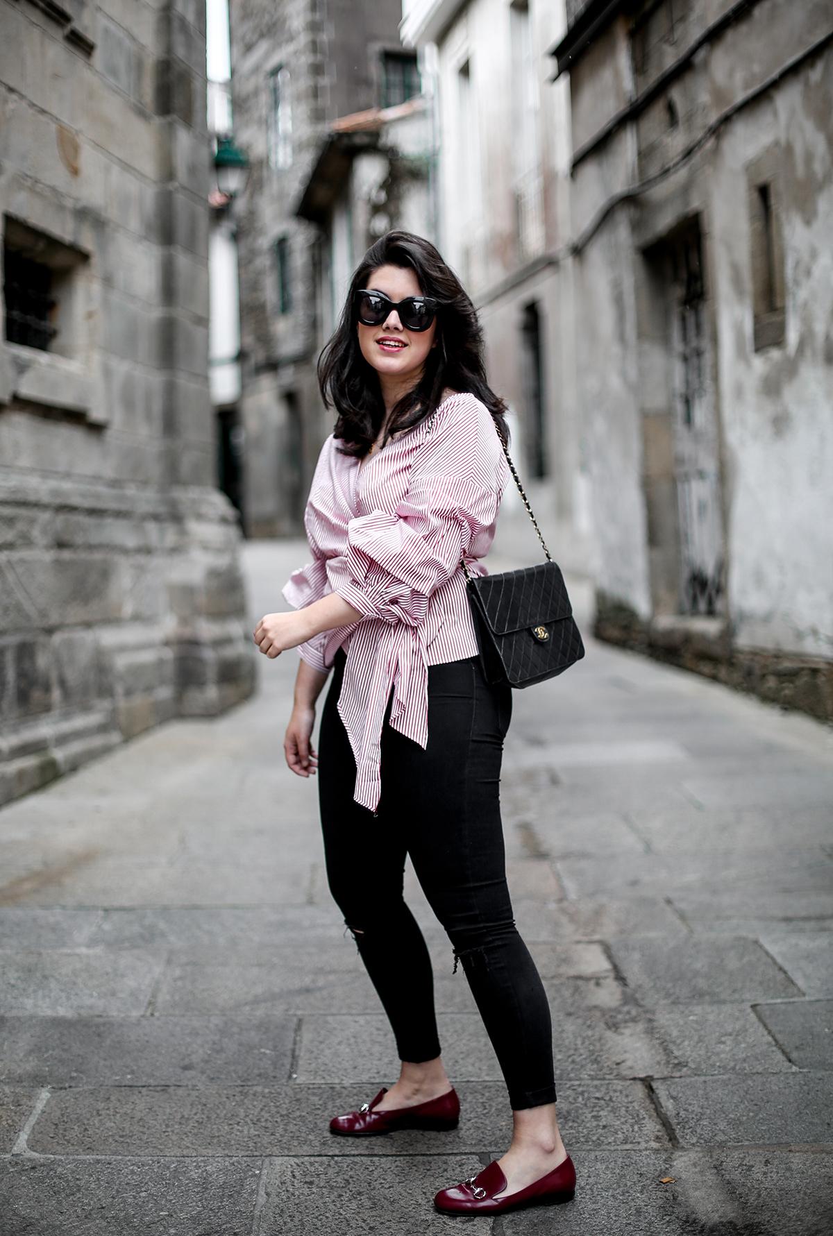 blusa-cruzada-zara-chanel-vintage-vestiaire-collective-myblueberrynightsblog8