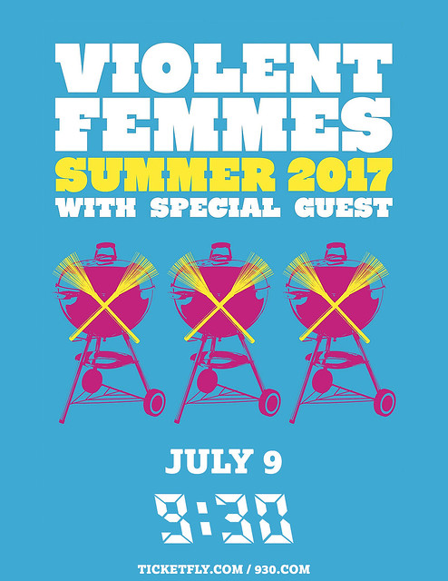 ViolentFemmes_Flyer