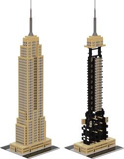 Empire State Building | by Antonio Ruiz Pérula