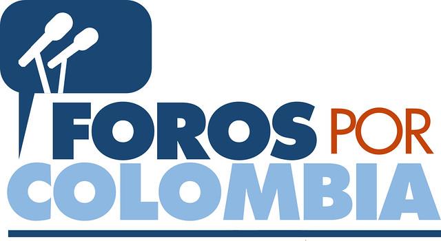FOROS POR COLOMBIA