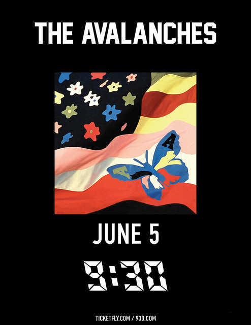 TheAvalanches_Flyer