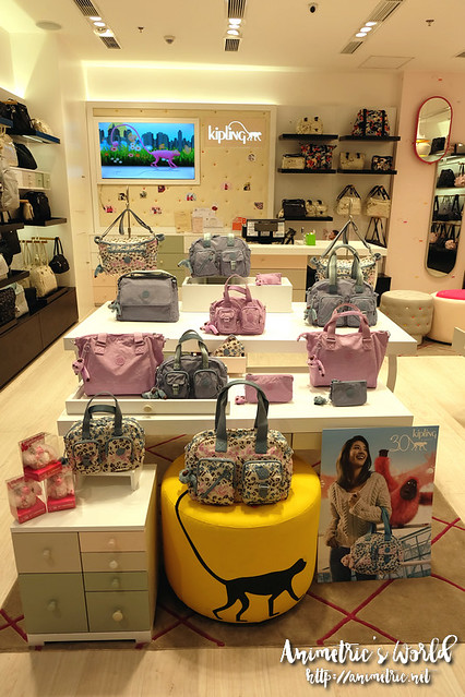 Kipling Dream Garden Collection