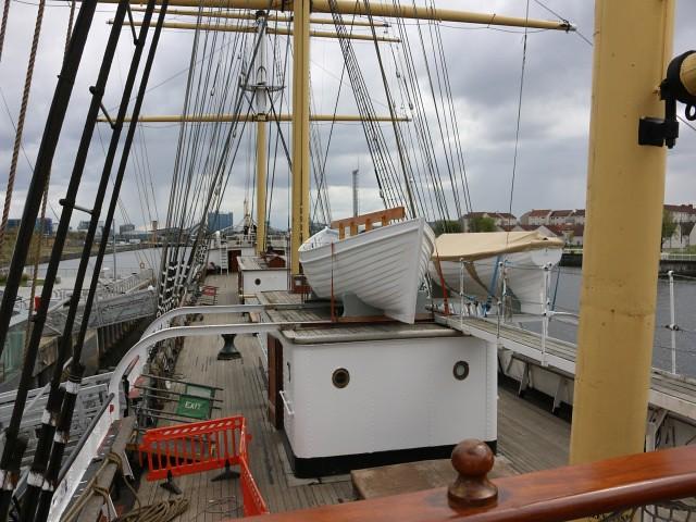 riverside tall ship 2