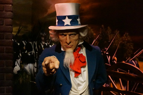 Madame Tussauds Orlando: Uncle Sam | by Disney, Indiana