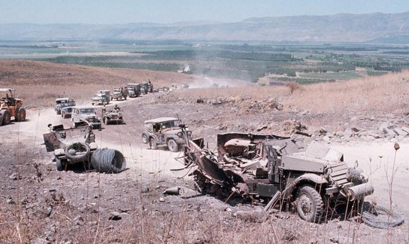 M3-halftrack-destroyed-121btn-golan-1967-nwc-1