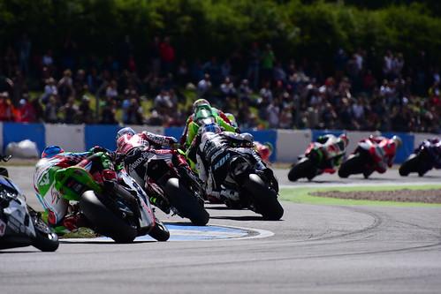 World Superbike Championship, Donington Park 2017