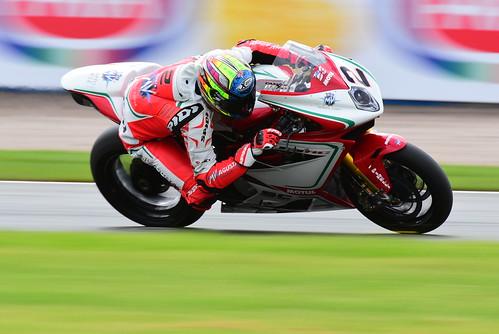 Leon Camier, MV Agusta 1000 F4, World Superbike Championship, Donington Park 2017