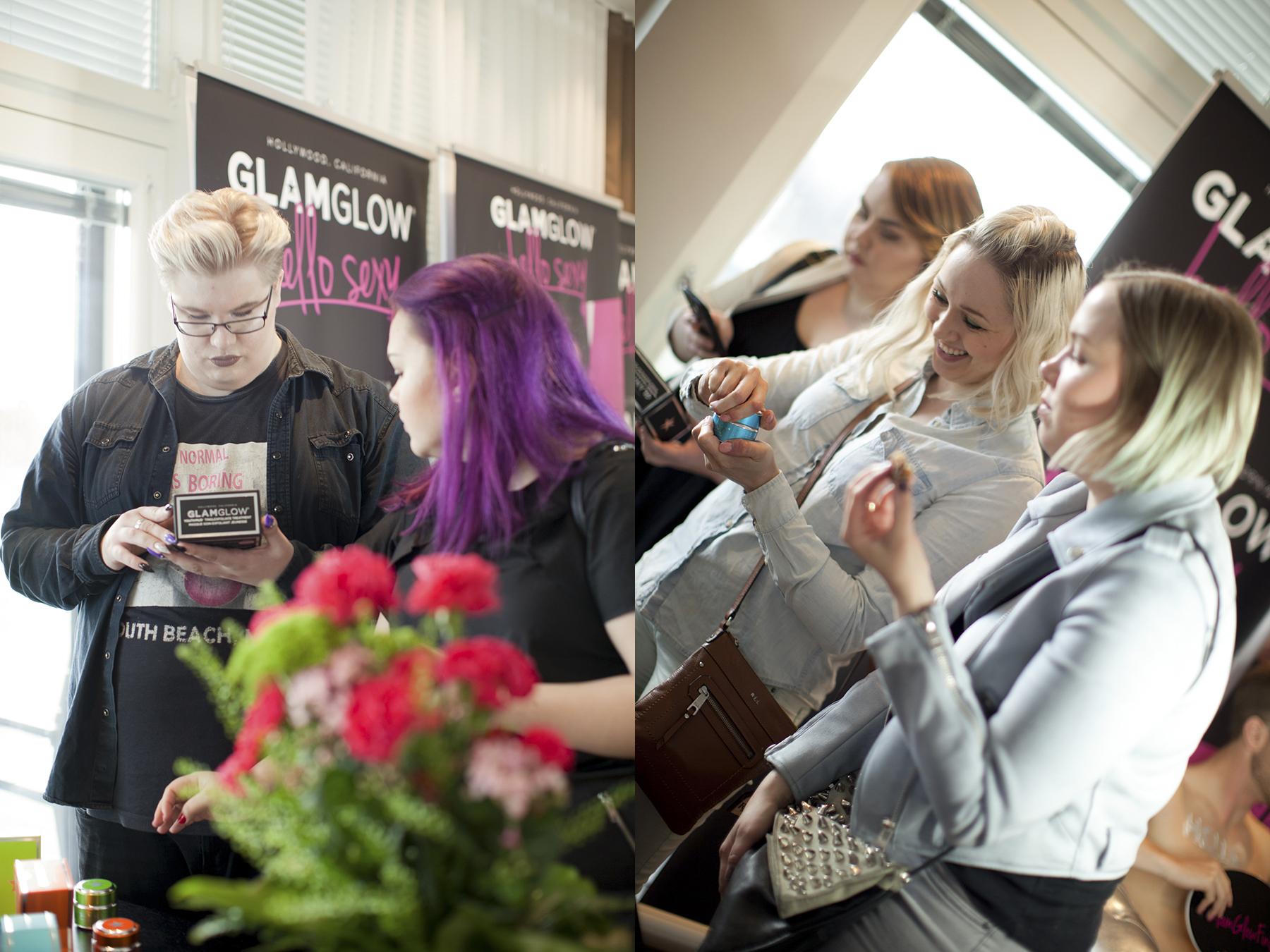 4 glamglow tapahtuma successstory pr 11.5.2017 kesä uutuudet 2017