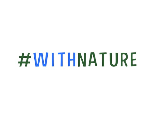 #withnature (white)