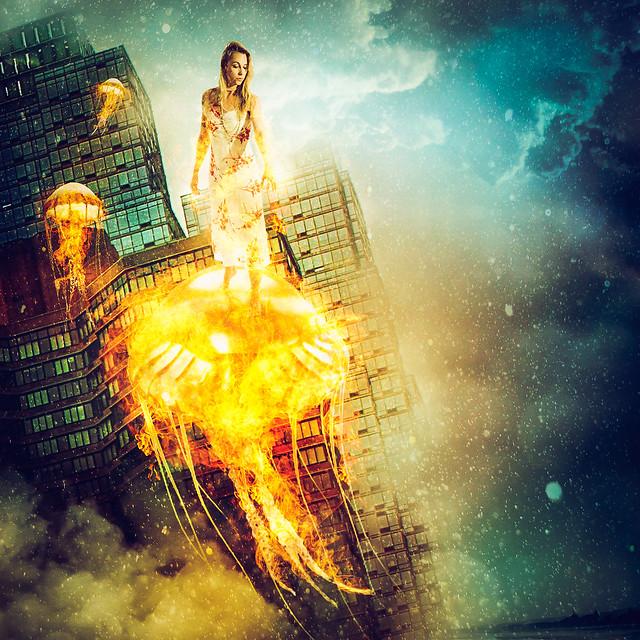 Fictional book: The Goddess of Fire... Vol.2