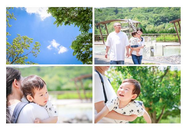 家族写真 ロケーション撮影 モリコロパーク 愛知県長久手市 出張撮影 公園 人気 オススメ フォトスタジオとは違う