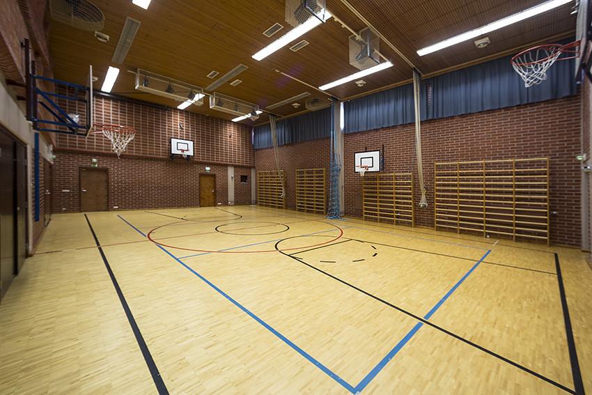 Kuva toimipisteestä: Latokasken koulu / Liikuntasali