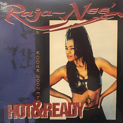 RAJA-NEE:HOT & READY(JACKET A)