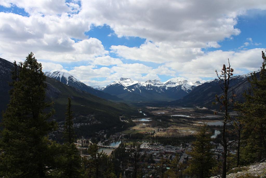 Banff, May 2017