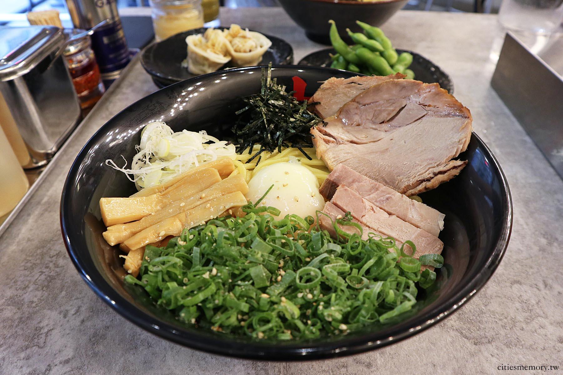 辣味味噌油麵1