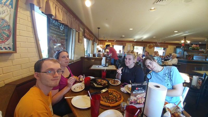 Pizza Hut, Niagara Falls, New York