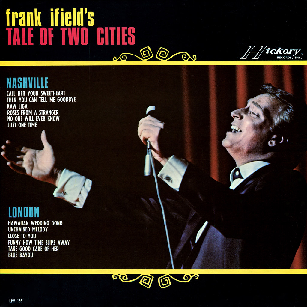 Frank Ifield - Tale of Two Cities