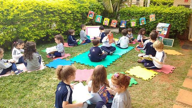 Dia Nacional do Livro Infantil - Colégio Metodista Itapeva - 2017
