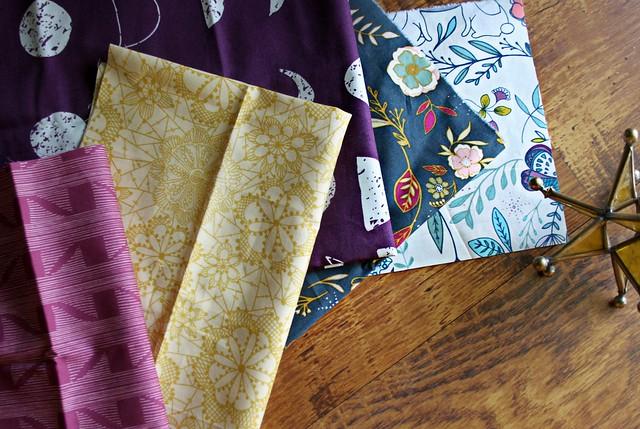 Week 17 Fabrics