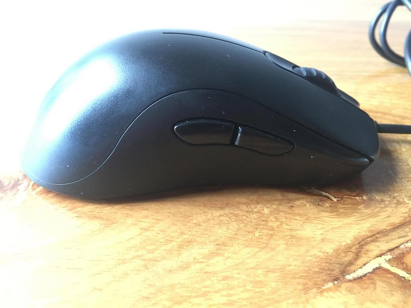 Đánh giá Zowie mouse ZA series: Mouse gaming tương đối hoàn hảo - 189570
