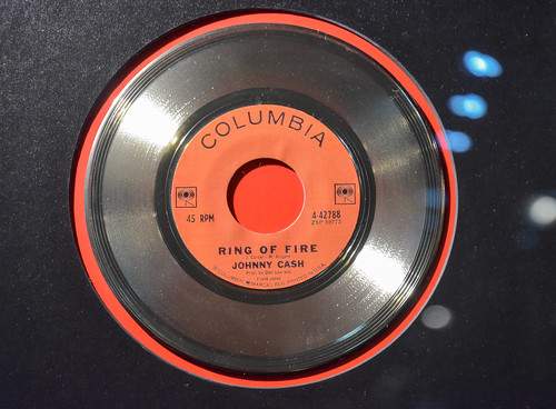 Ring of Fire - Single Record