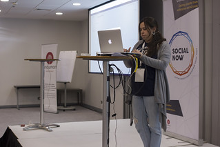 Social Now 2017 - Sofia Neto Canário of Xpand IT