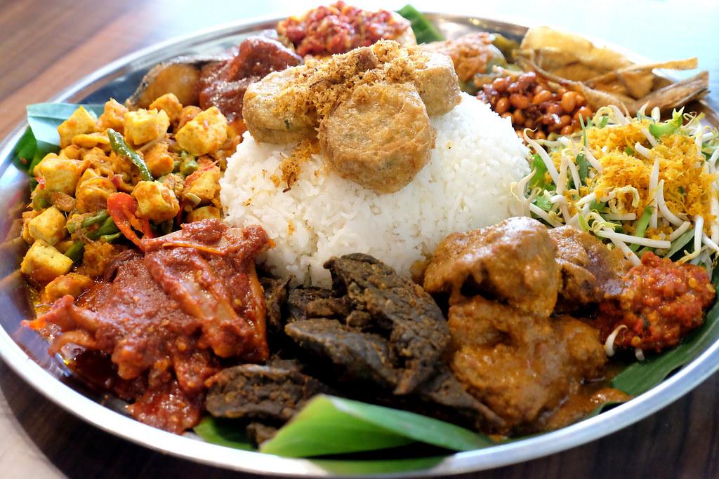 Simpang Bedok:Ambeng咖啡馆