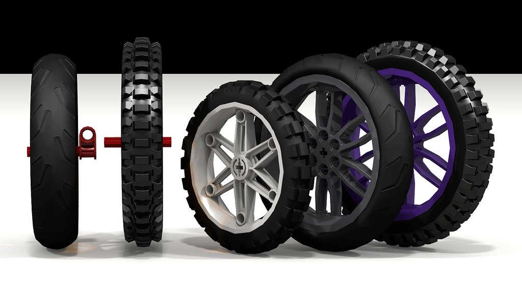 Motorcycle Tires Market in 360MarketUpdates.com