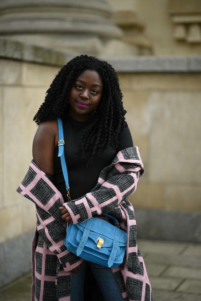 spring coat Lois Opoku lisforlois