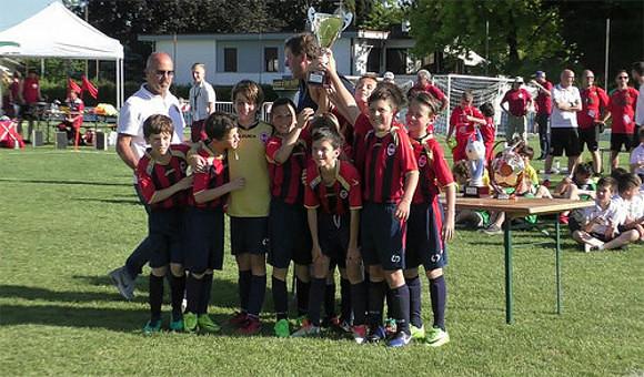 2007 Virtus, secondo posto al torneo