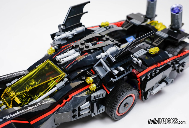 Lego 70917 - The Lego Batman Movie - The Ultimate Batmobile