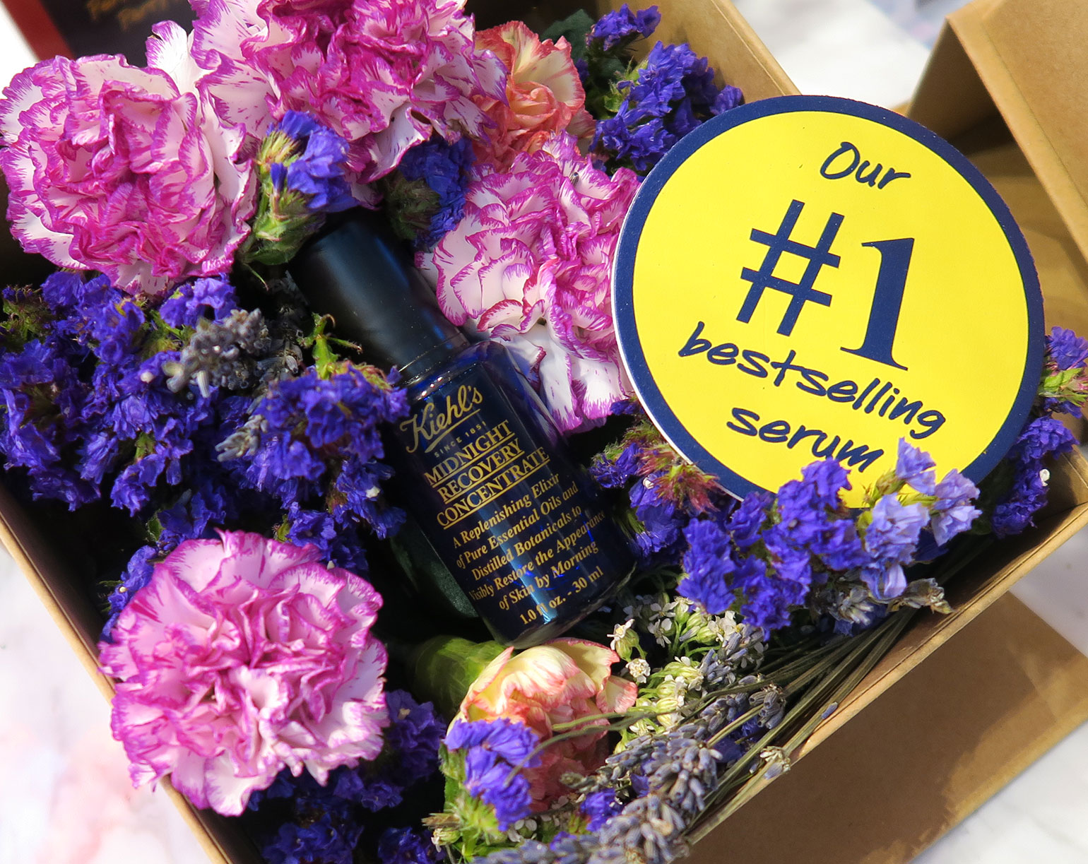 11 Kiehl's Store of the Future - Power Serums - Midnight Recovery - She Sings Beauty by Gen-zel