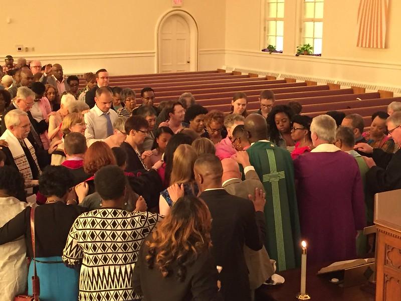 Celebration of Rev. Day's Ministry