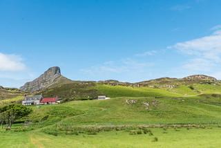 An Sgùrr, Insel Eigg