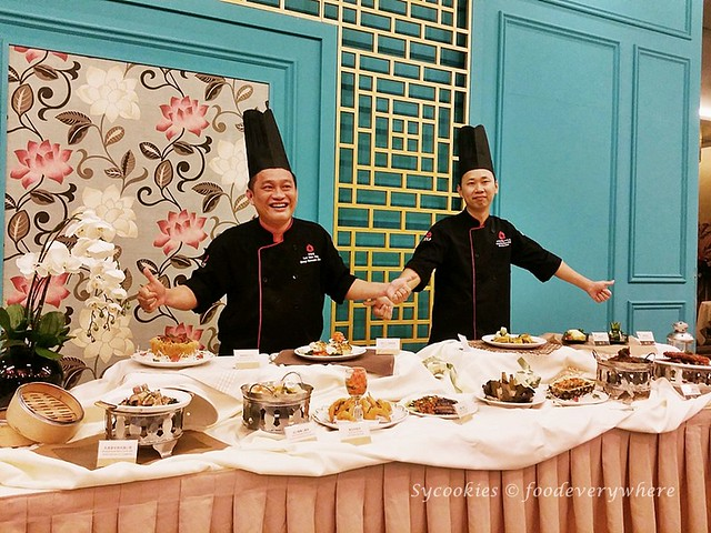 1.New menu at Tai Thong Imperial Garden Restaurant Intan Square
