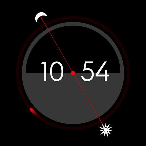 Text Clock