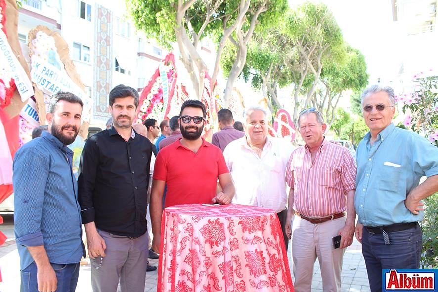 Manar'a kalabalık açılış 2