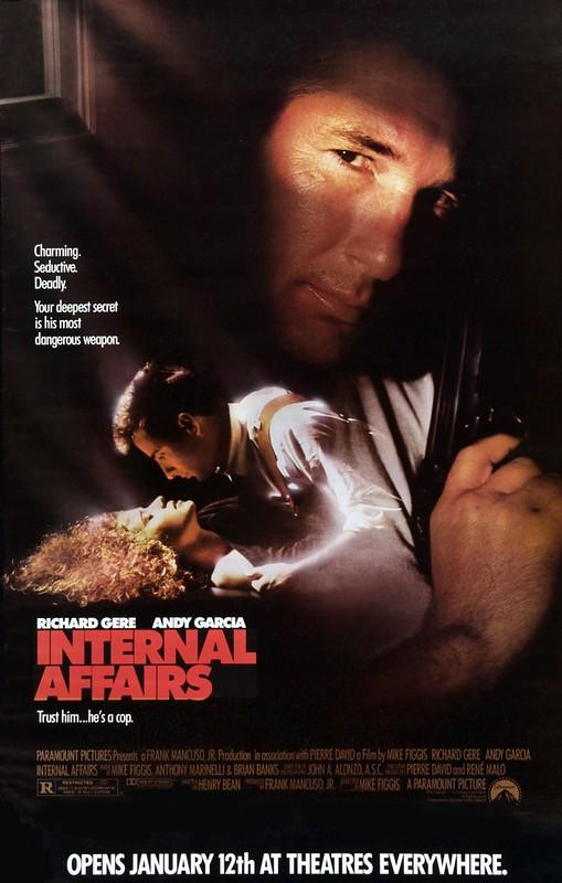 Internal Affairs - Poster 1