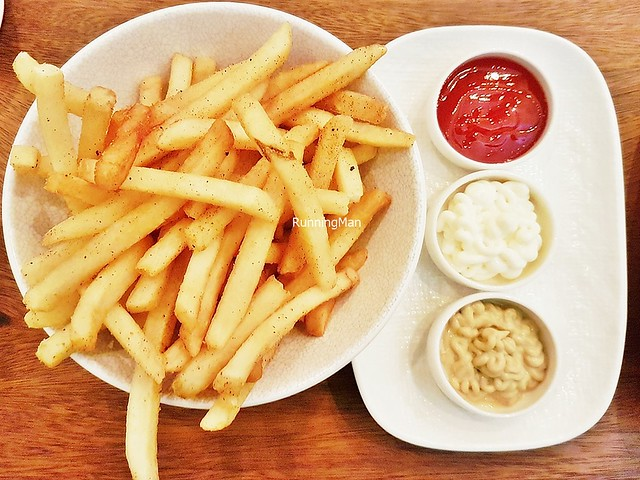 Crispy Cajun Fries