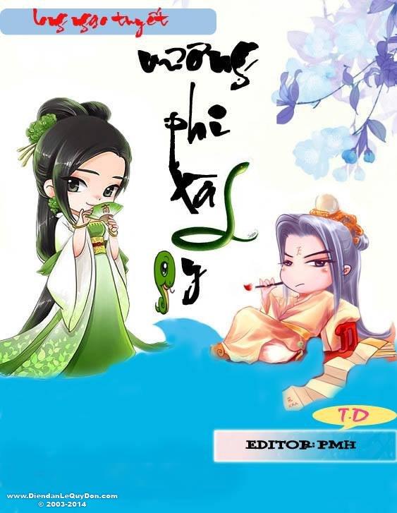 Vương Phi Xà Y - Long Ngạo Tuyết