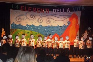 """Noicattaro. Spettacolo scuola dell'Infanzia """"Parchitello"""" front"""