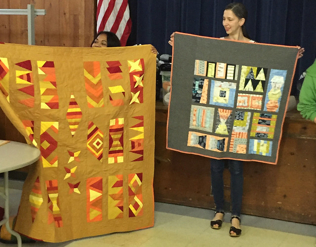 patchwork city qal finished quilts 1