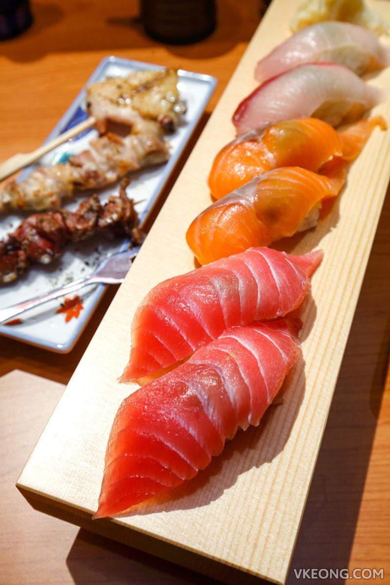 Touan Sushi Platter