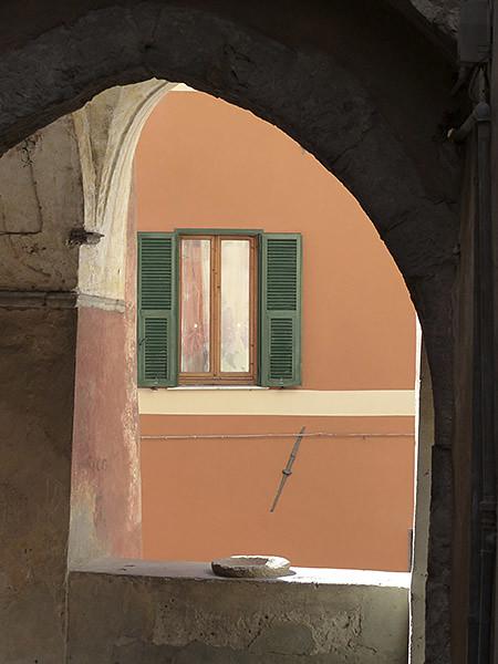 arche et fenêtre