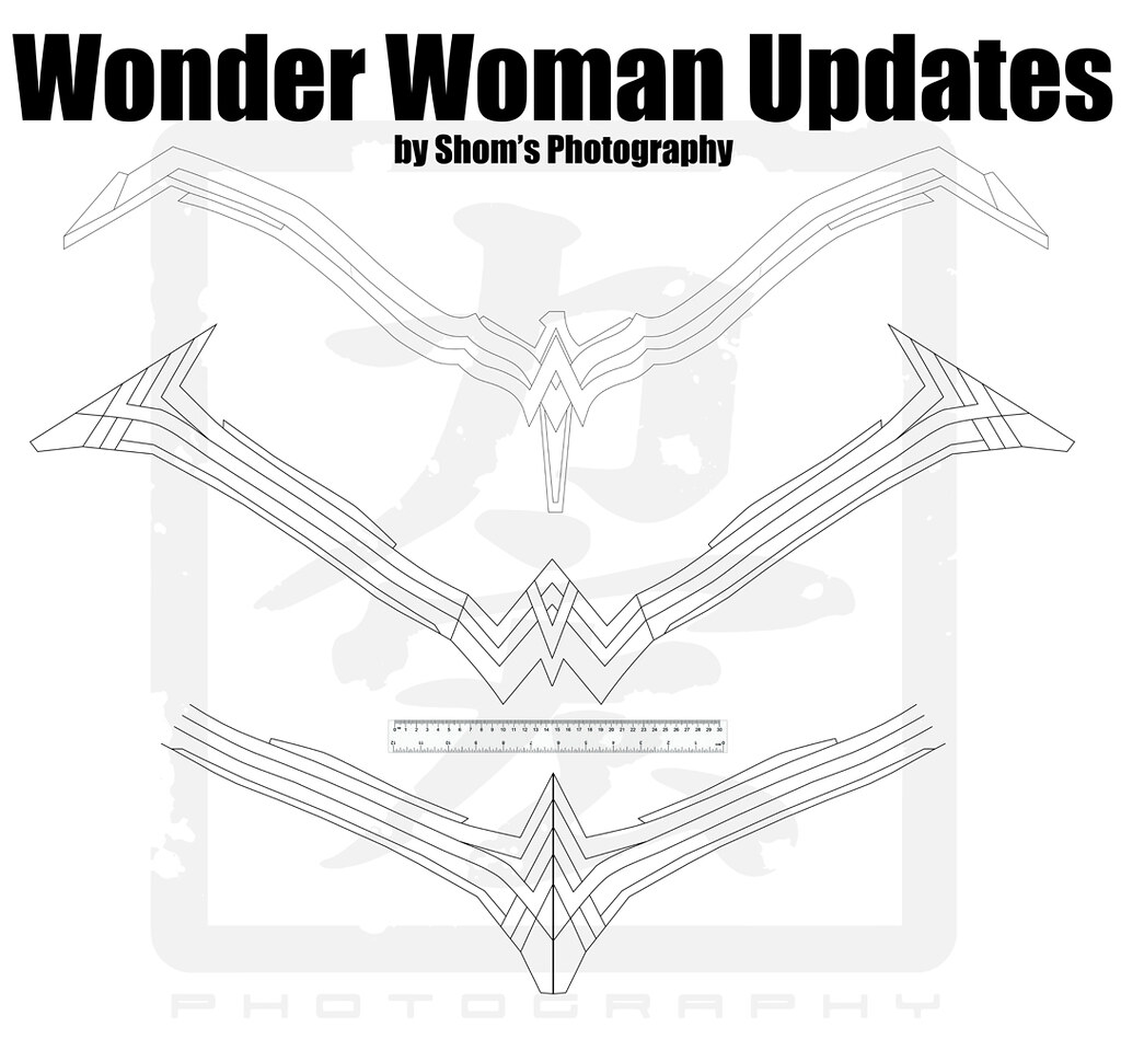 Wonder woman templates wonder woman templates flickr pronofoot35fo Gallery