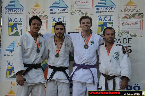 2º Torneio judô ACJ/SMEL Campinas 11.06.2017 - Pódios Atletas