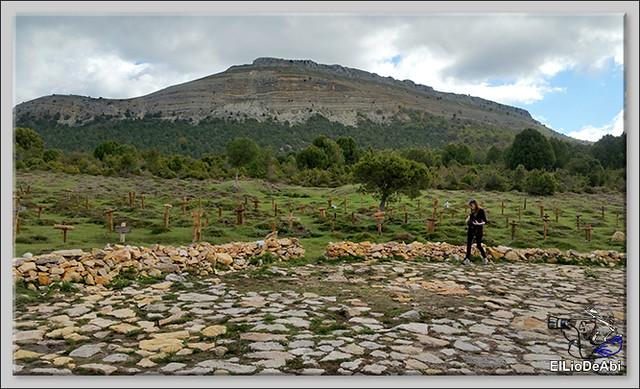 El Cementerio de Sad Hill está en Burgos (6)