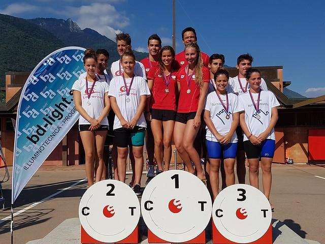 Nuoto: Campionato Ticinese Regionale di Categoria - Tenero - 17/18.7.17