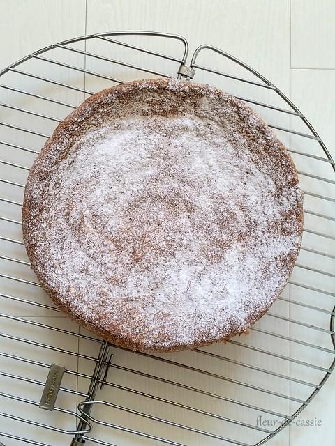 торт сантьяго 1