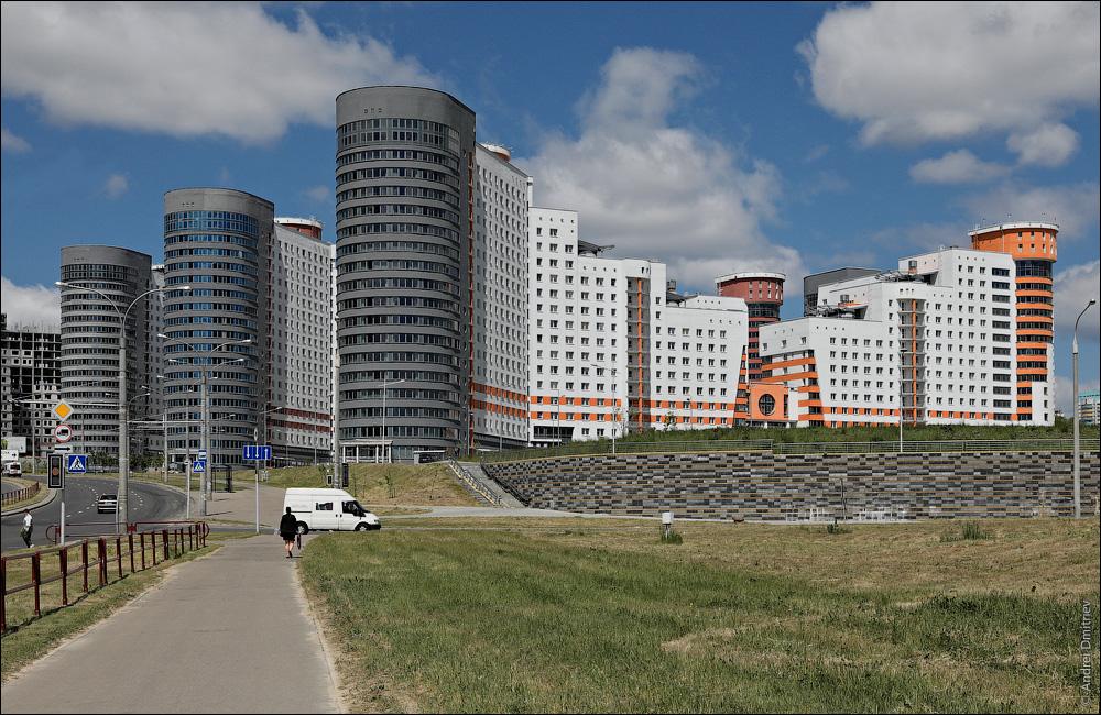 Студенческие общежития